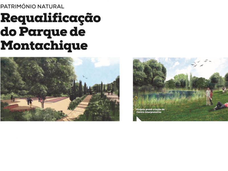Requalificação do Parque de Montachique – a começar em 2019 – Uma excelente notícia para a Freguesia de Fanhões e para o seu futuro desenvolvimento!