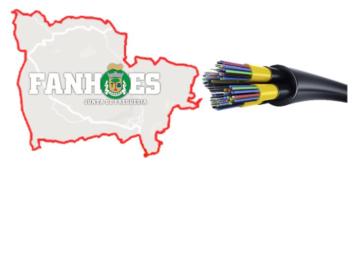 FREGUESIA DE FANHÕES – A FIBRA CHEGA A TODAS AS SUAS LOCALIDADES. OS TRABALHOS ESTÃO EM CURSO!