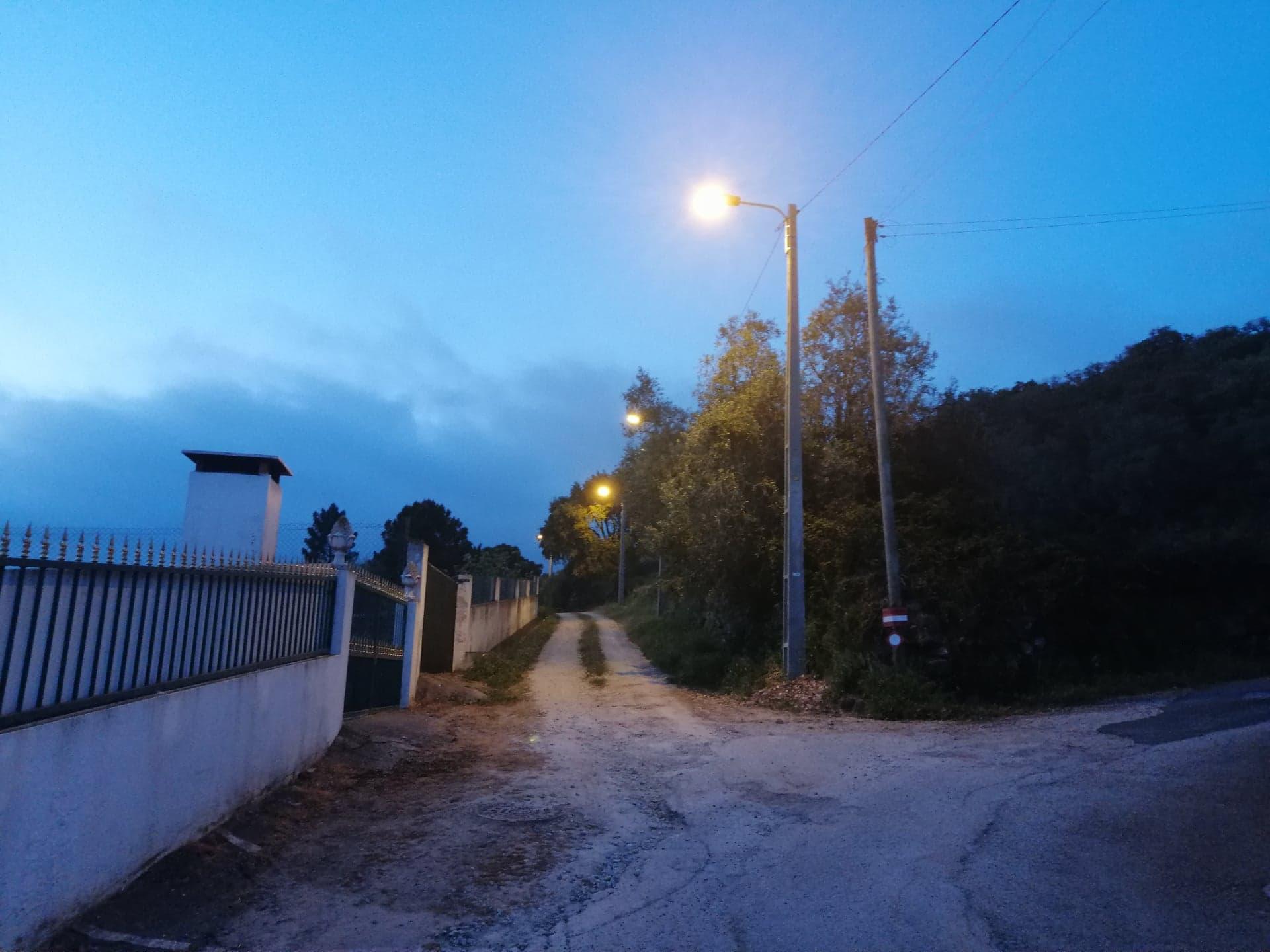 CASAINHOS -(c) Iluminação pública da Rua da Padaria e Rua da Serra. Uma obra importante para a segurança da população!