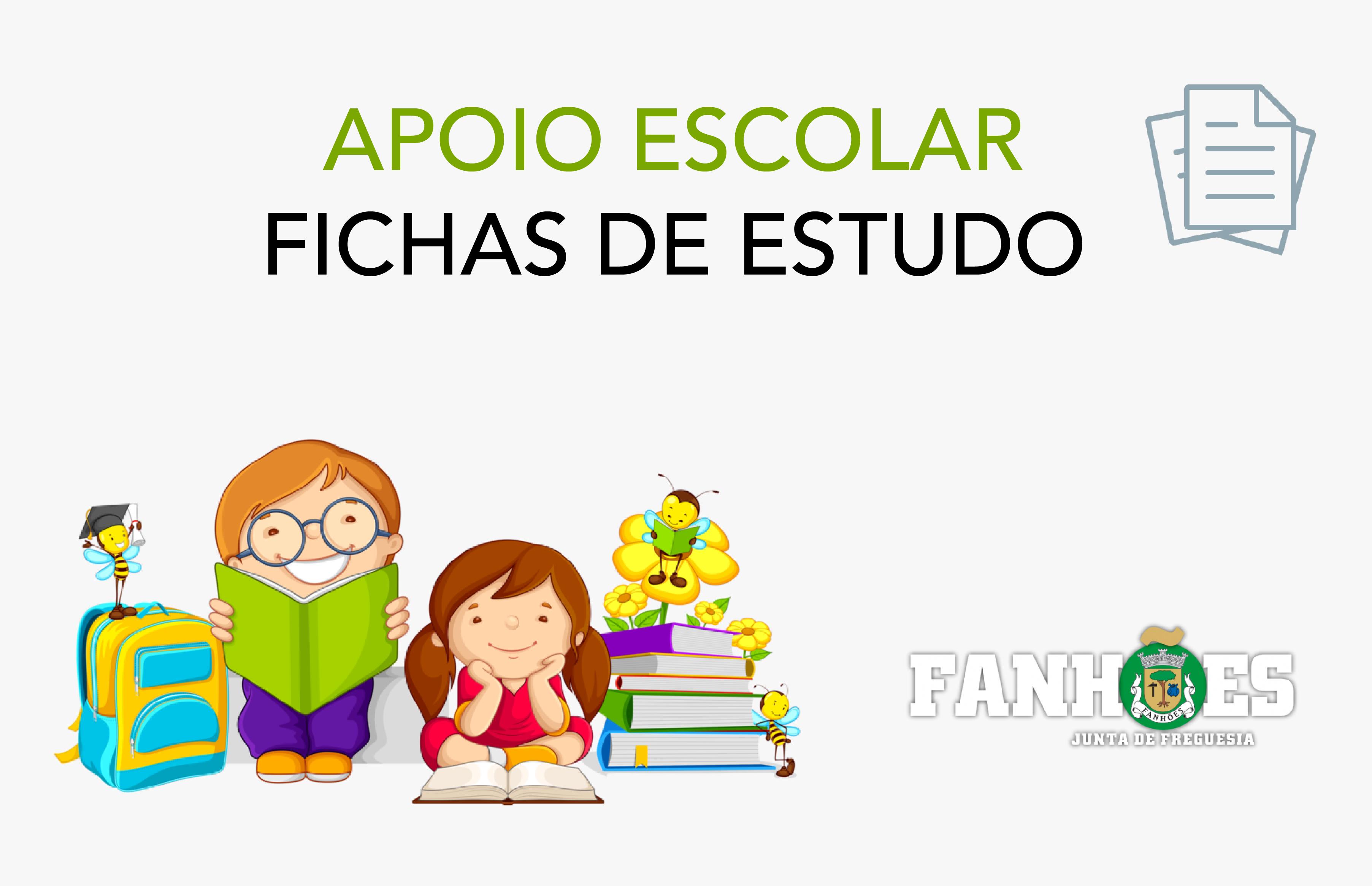 Apoio Escolar nas cópias de Fichas de Estudo no apoio aos alunos da freguesia que não têm impressora!