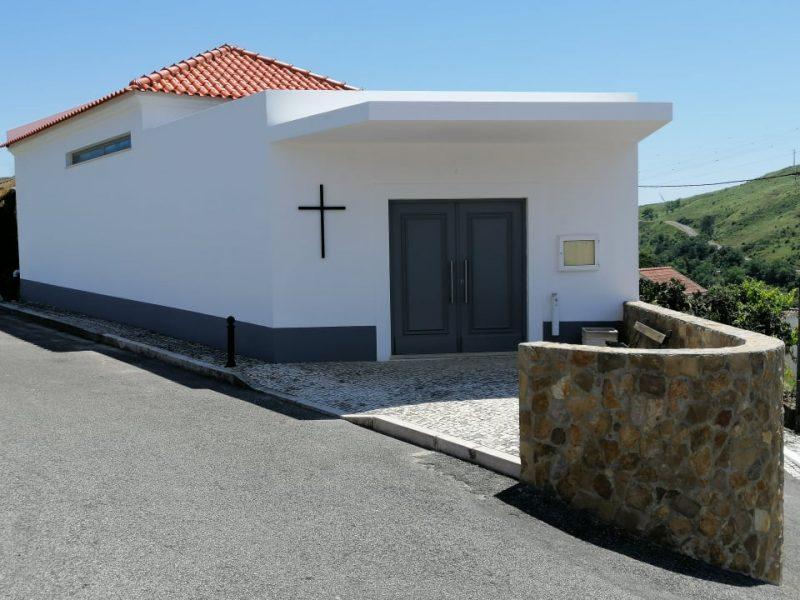 RIBAS DE BAIXO – Pintura e manutenção geral da Casa Mortuária de Ribas de Baixo e Casa Multiusos !