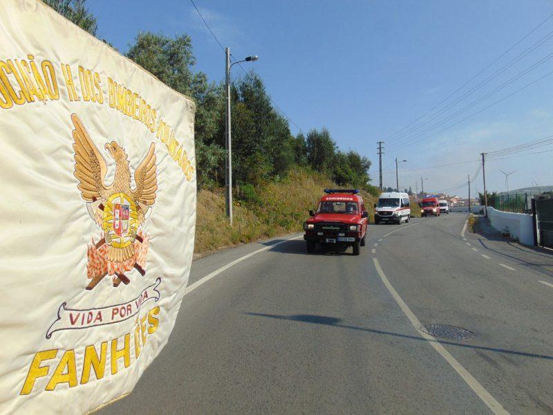 92º Aniversário da Associação Humanitária de Bombeiros Voluntários de Fanhões fundada em 31 maio 1928. Uma vida em prol do associativismo da Humanidade e da Cultura. Parabéns pelo excelente trabalho. Bem Hajam!