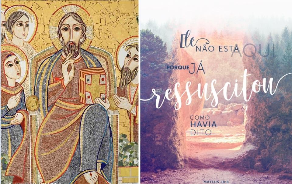 Junta de Freguesia de Fanhões – Desejos a toda a população de uma Santa Páscoa, oferta de quadros às entidades religiosas da Freguesia!
