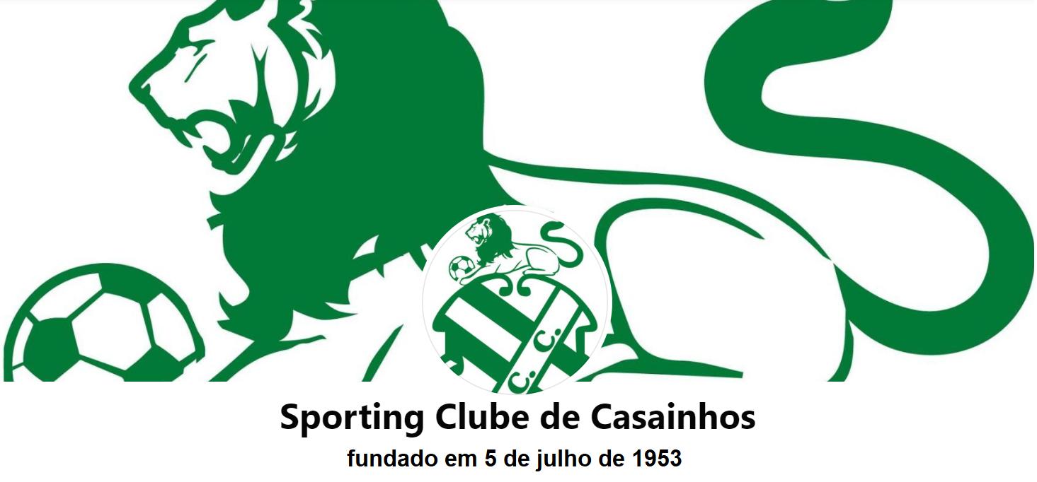 68º Aniversário do SPORTING CLUBE DE CASAINHOS fundado em 05 julho de 1953. Uma vida a favor da comunidade e um excelente trabalho ao longo de gerações. Bem Hajam!