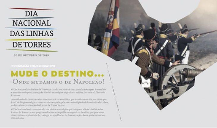 20 DE OUTUBRO DIA NACIONAL DAS LINHAS DE TORRES – MONUMENTO NACIONAL DE IMPORTÂNCIA ESTRATÉGICA PARA A FREGUESIA DE FANHÕES