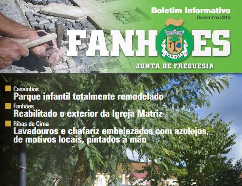 BOLETIM DE 2019 – RESUMO DO TRABALHO REALIZADO NA FREGUESIA – CONSULTE AQUI O DOCUMENTO!