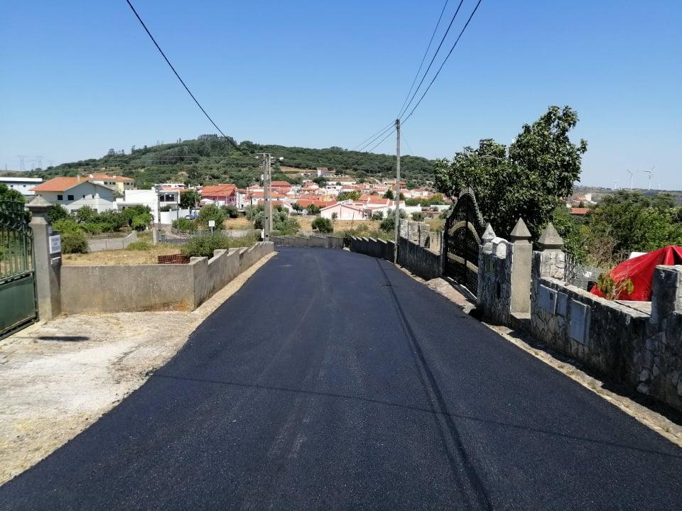 CASAINHOS -(c) Asfaltamento da Rua da Bela Vista. Uma obra há muito aguardada!
