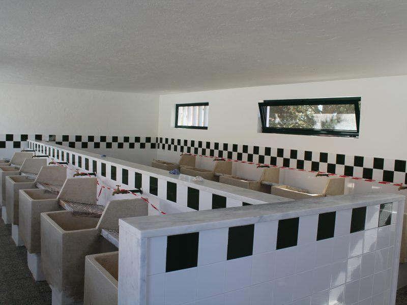 Casainhos -(c) Lavadouros, Casas de Banho Públicas e Zona de Lazer , Remodelação e Dignificação deste Património Histórico